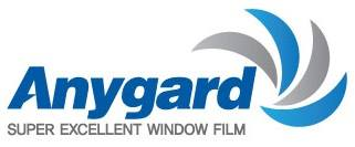 AnyGard Window Film, made in Korea