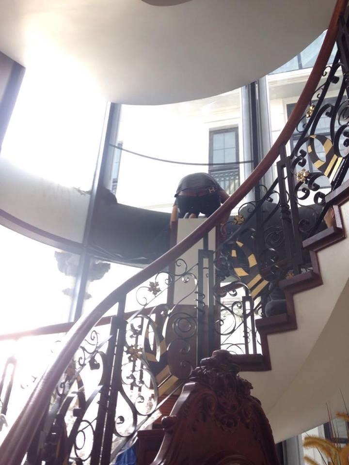 Phim cách nhiệt cho biệt thự tại Vinhome Riverside