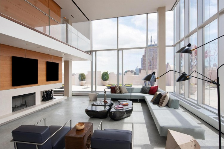 45-Million-Glass-Skyloft-Penthouse-Apartment-Overlooking-New-York-City-5