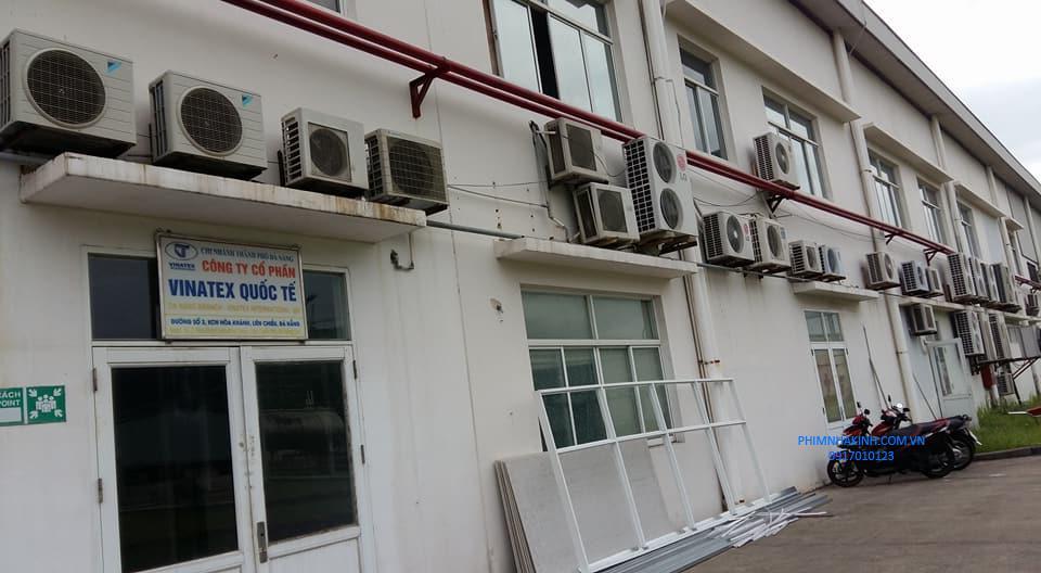 Công ty CP Dệt may Vinatex Quốc tế, KCN Hòa Khánh