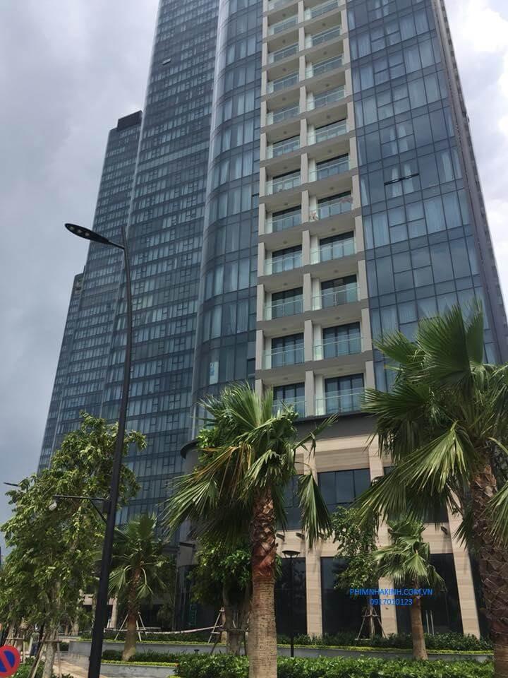 Tòa nhà Vinhome Bason, TP HCM