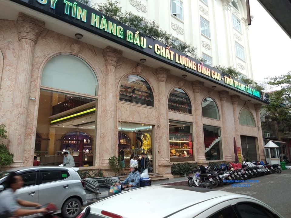 Tòa nhà vàng bạc đá quý Tiến Ngọc, Bắc Ninh
