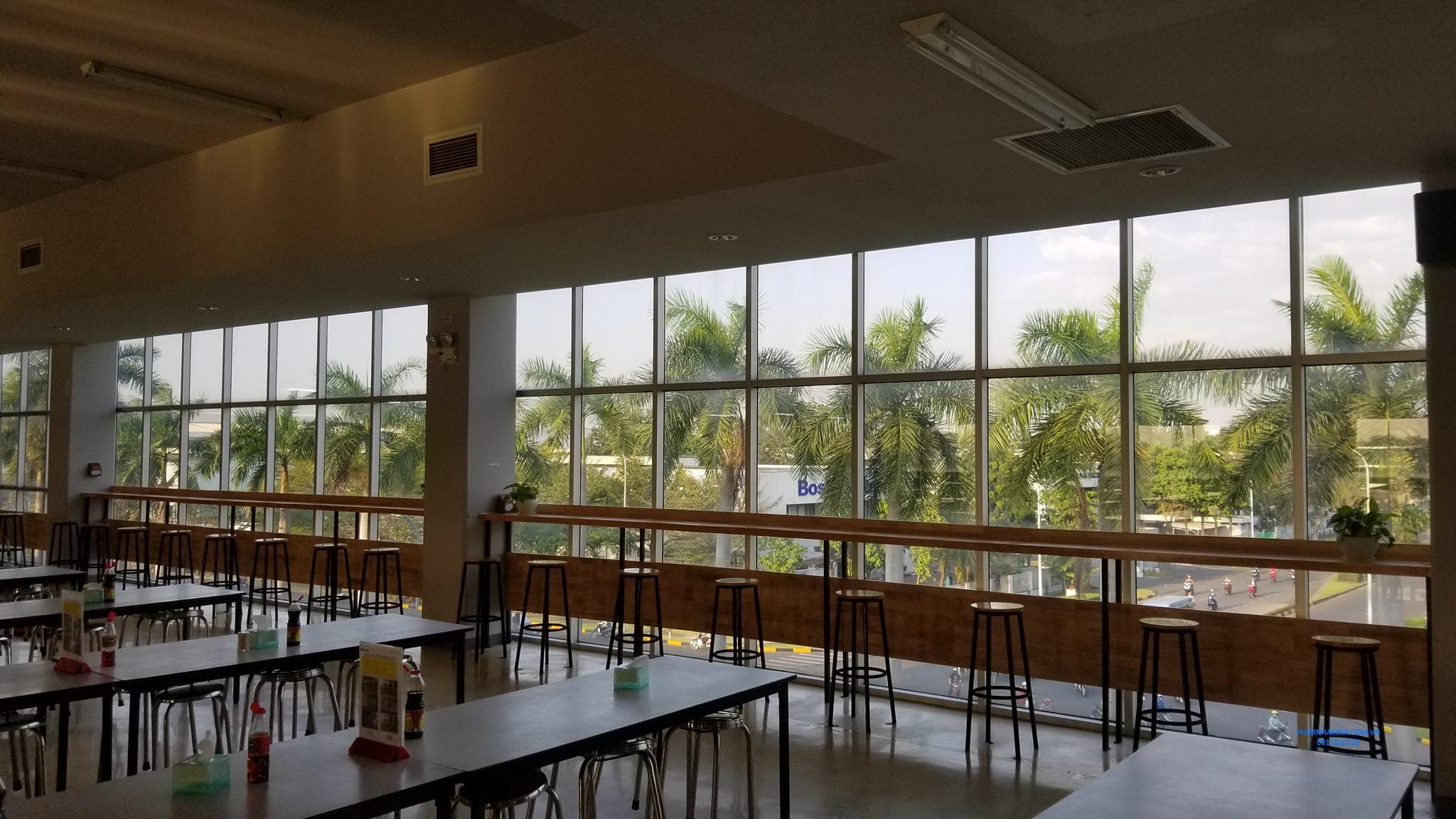 Nhà máy Công ty Niito Denko, KCN Vship Bình Dương
