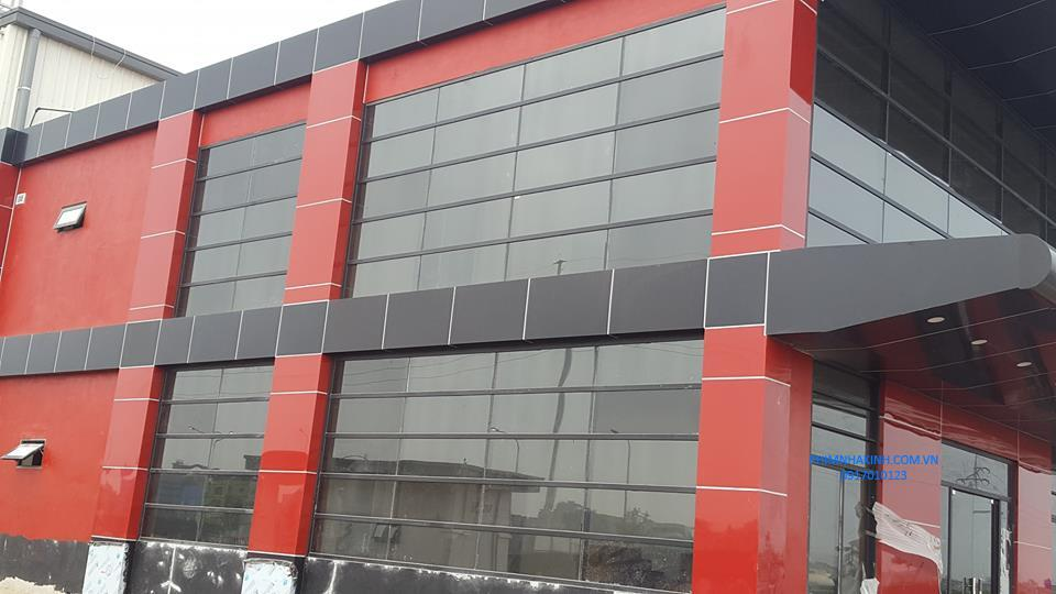Văn phòng LinFox Logistics, KCN Vship Bắc Ninh
