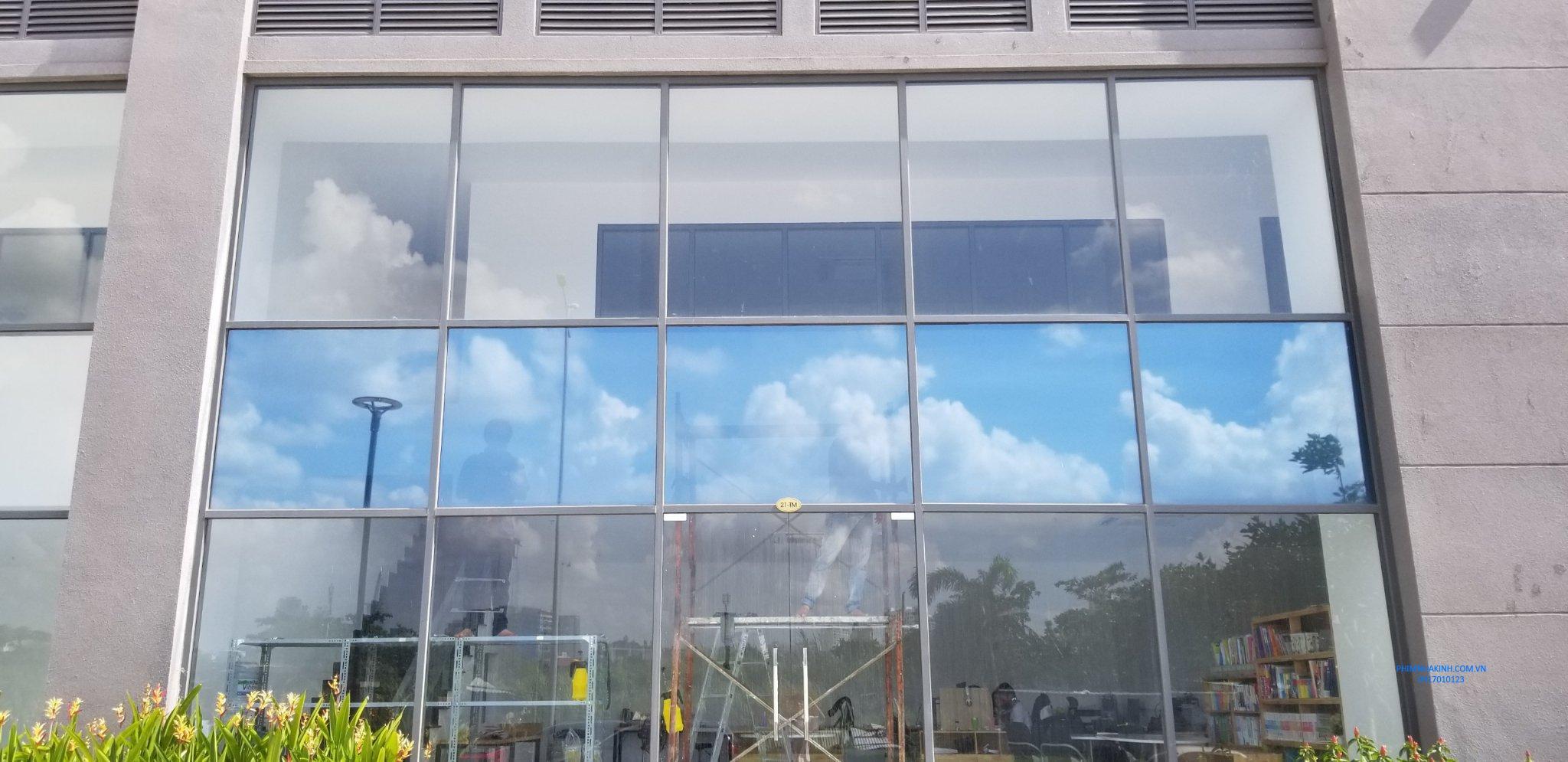 Building tại khu Đồng Văn Cống, Quận 2 TPHCM