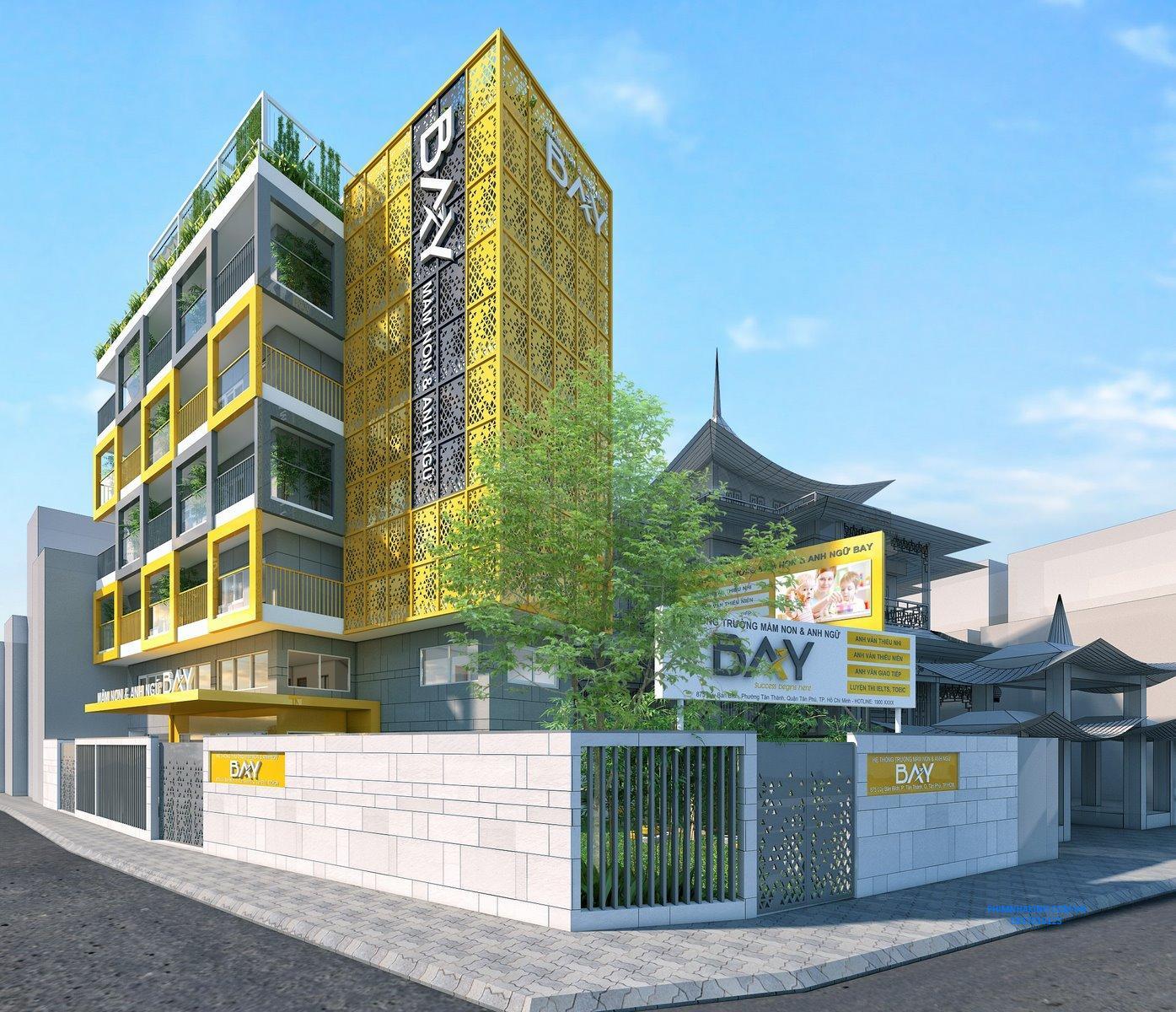 Trung tâm Anh ngữ Quốc tế BAY English Tân Phú