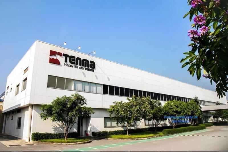 Phim bảo vệ tại nhà máy Tenma, KCN Nội bài