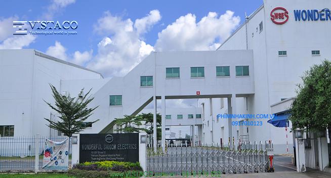 Công ty Saigon Wonderful Electric, Khu CN Vship, Bình Dương