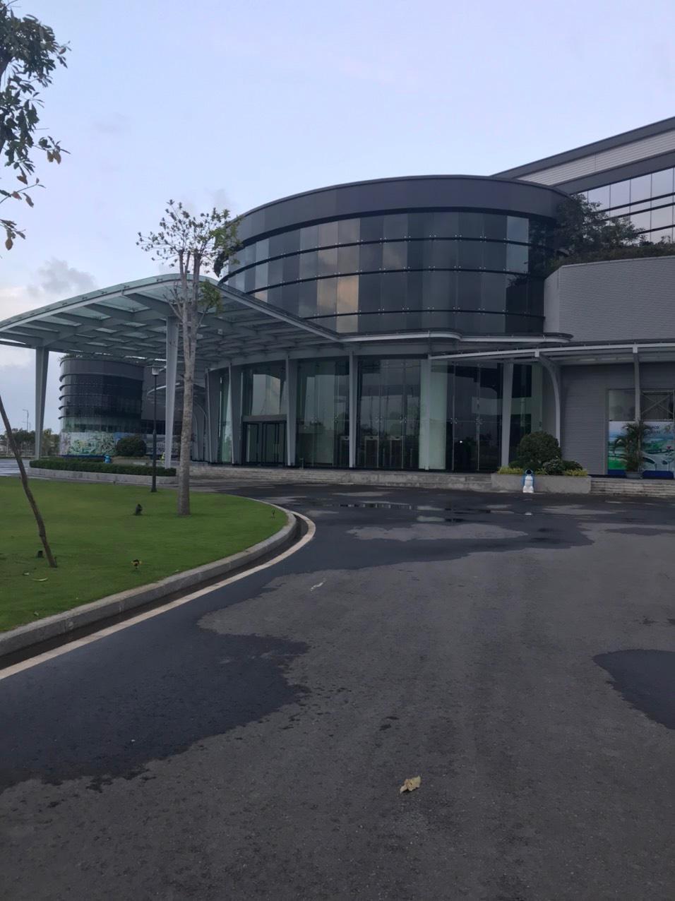 Phim cách nhiệt cho Nhà máy sản xuất ô tô Trường Hài, KCN Chu Lai, Quãng Nam