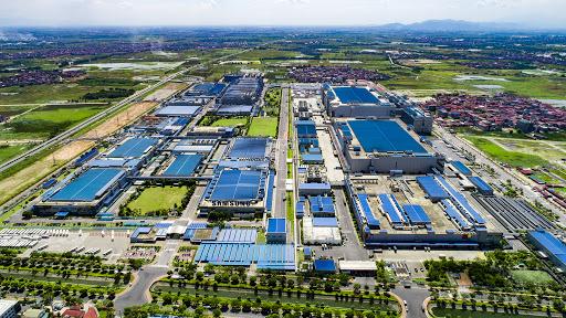 Dán phim bảo vệ kính, phim cách nhiệt nhà máy SAMSUNG Bắc Ninh
